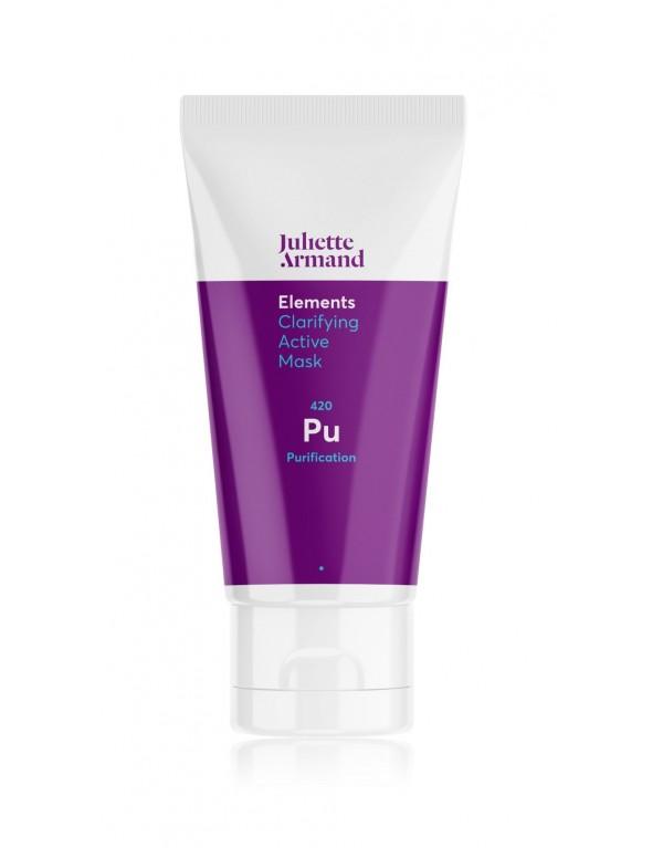 Кларифаинг активна маска Pu 420 - 50ml   Juliette Armand   Skin-a-porter.com