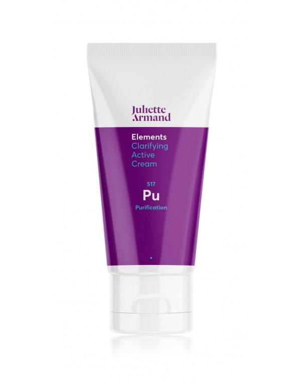 Активен крем за лице за мазна и акнеична кожа Pu 517 -50ml   Juliette Armand   Skin-a-porter.com